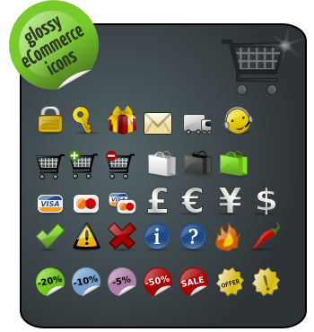 glossy_ecommerce_pack